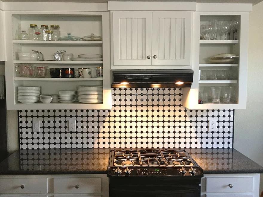 ginsburgconstruction kitchen 3 tile kitchen new kitchen kitchen interior counter tile stove stainless 1