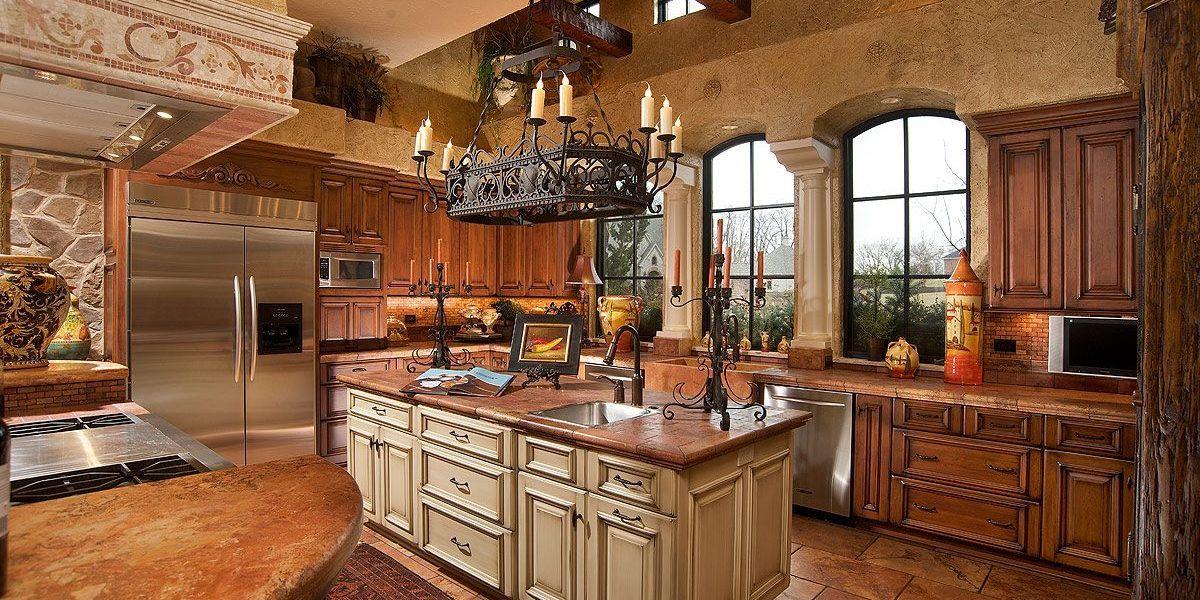 italian kitchen