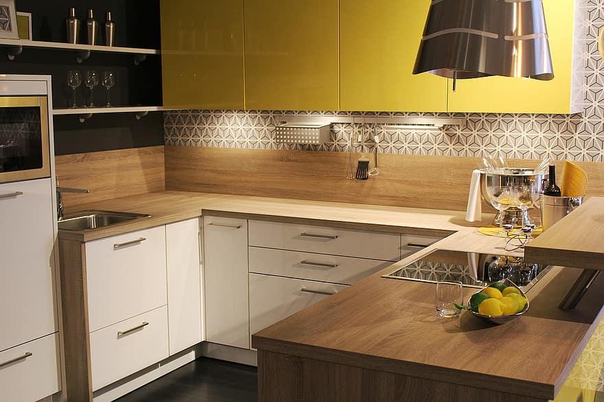 kitchen decoration kitchen equipment 4