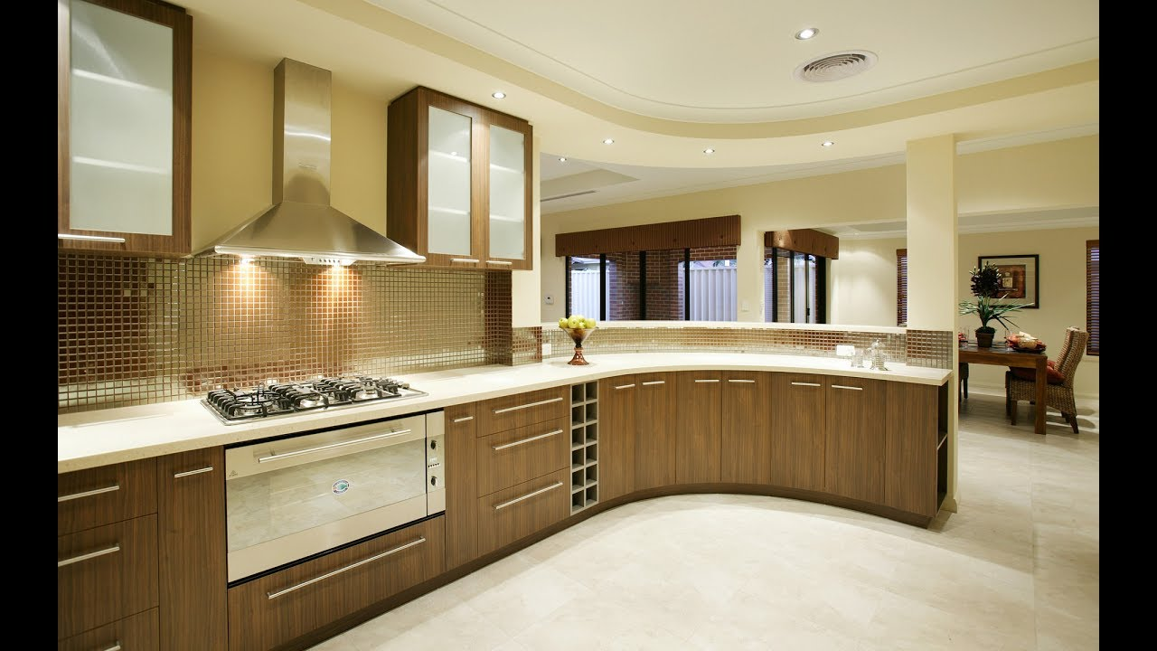 kitchen design ideas with cabinet and shelving area