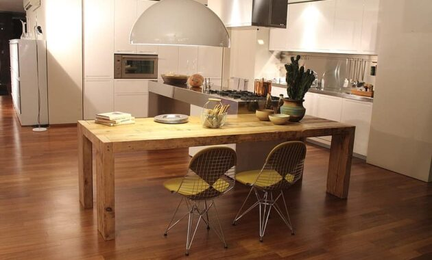 kitchen house interior furniture cook chairs table