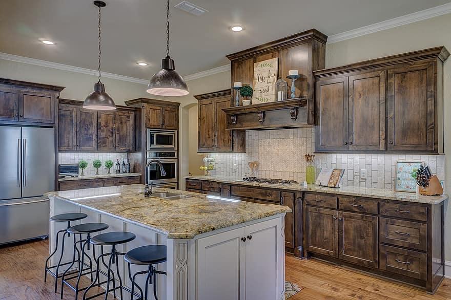 kitchen interior kitchen interior home design house modern room counter