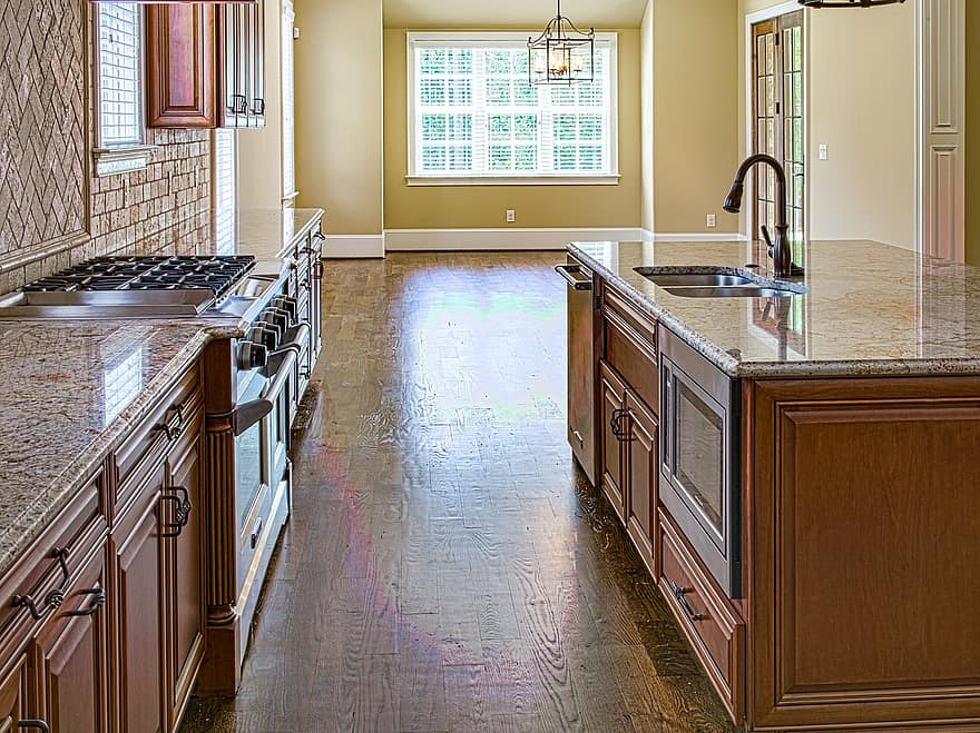 kitchen luxury home construction real estate