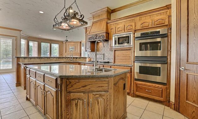 kitchen luxury room interior design