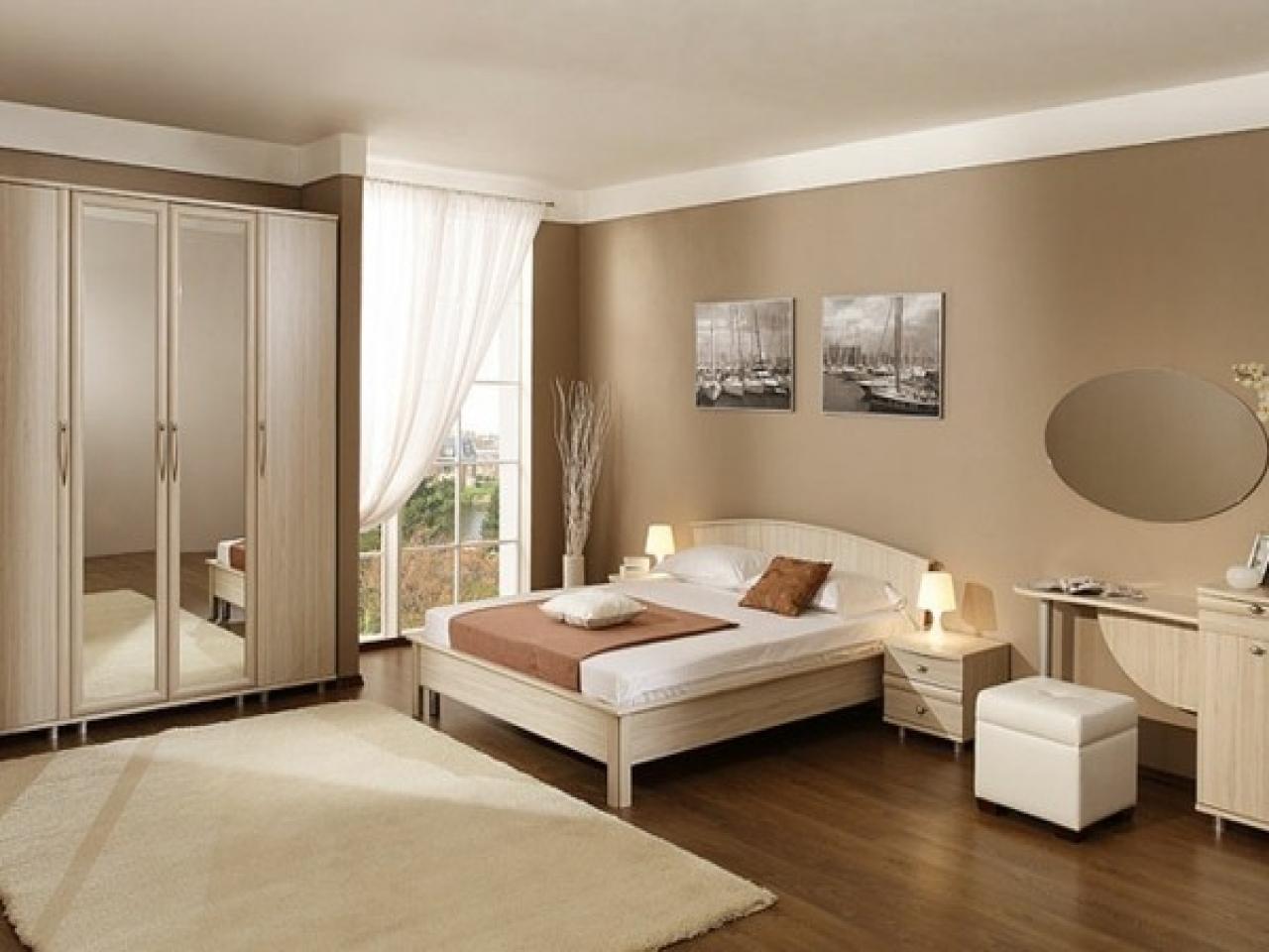 sleeping room with den ideas