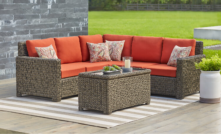 better homes patio furniture