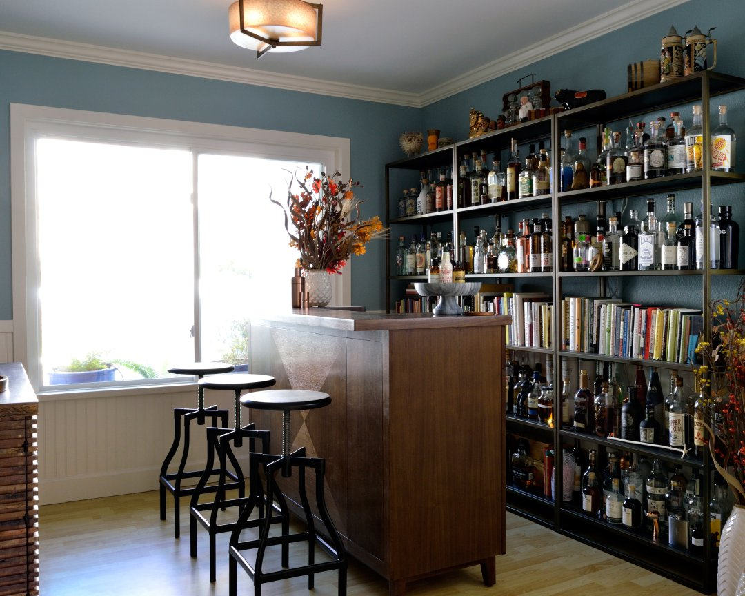 bookcase home bar furniture cheap