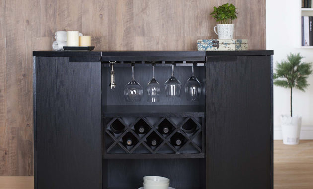 home bar cabinets