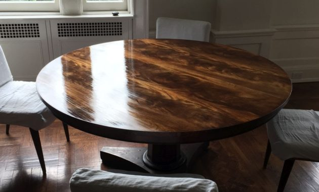 Shellac for wooden table
