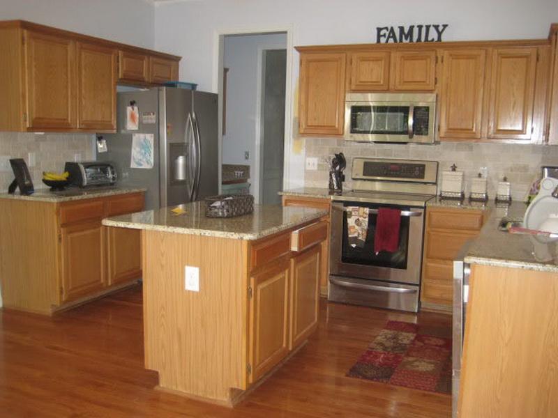 best kitchen design with oak