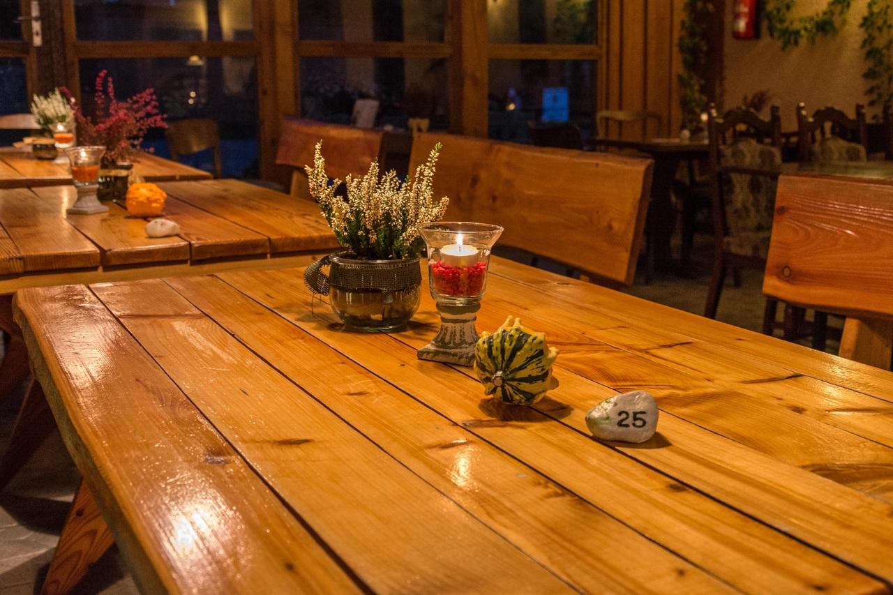 coffee table espresso