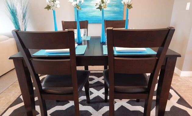 dining room dining table table home room interior furniture chairs decoration