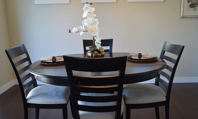 dining room table house home room chairs dining dine interior