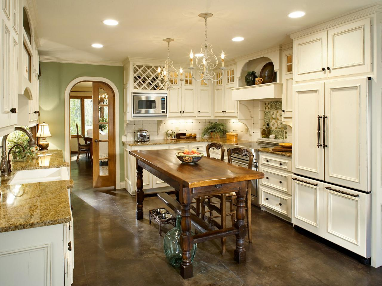 kitchen vintage design