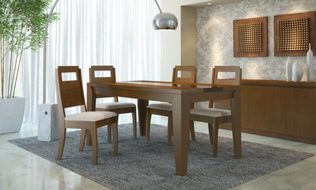 nut brown table chair sets