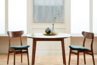 simple modern dining table