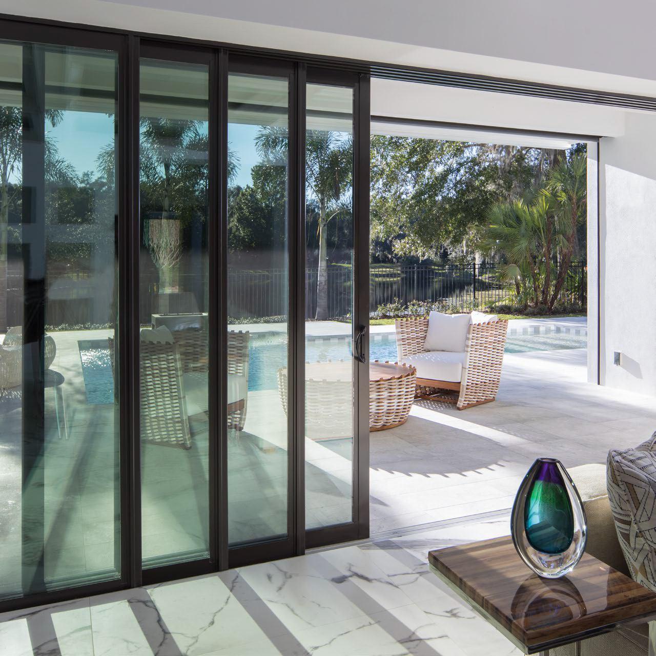 sliding doors unique design