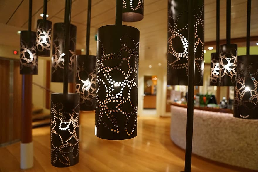 spa recovery space lamps ceiling lights lamp shades lights aida cruise