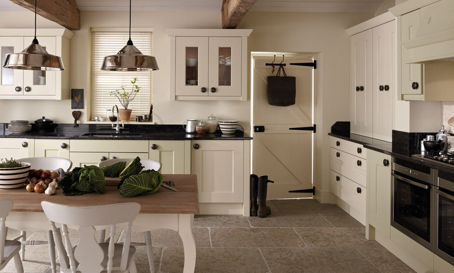 traditional kitchen concept