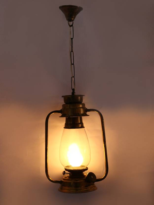 traditional pendant hanging lantern lamp