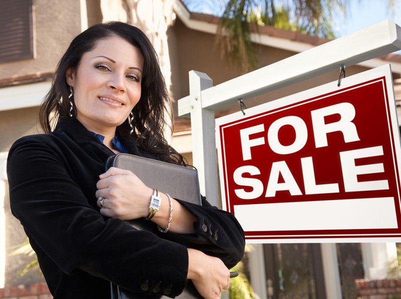 sale a house