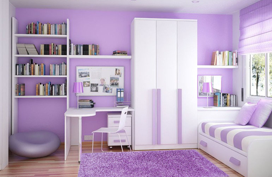 purple bedroom rugs