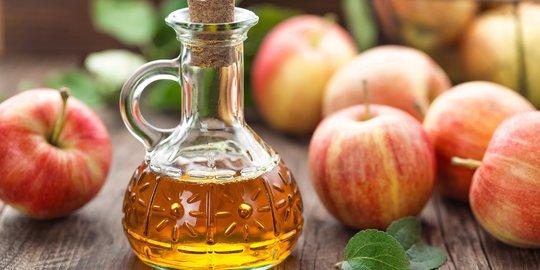 cuka apel untuk sakit tenggorokan