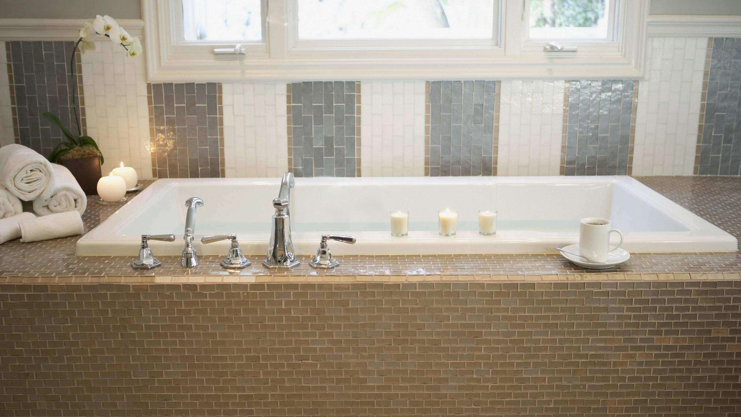 Bathtub Reglazing Design Ideas