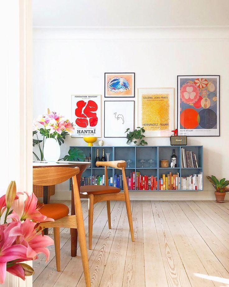 Bookshelf inspiration full color ideas
