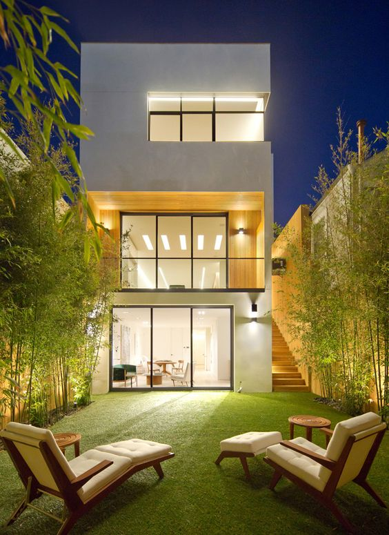 Desain rumah minimalis 2 lantai 2020