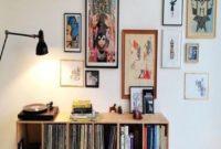 Simple bookshelf design