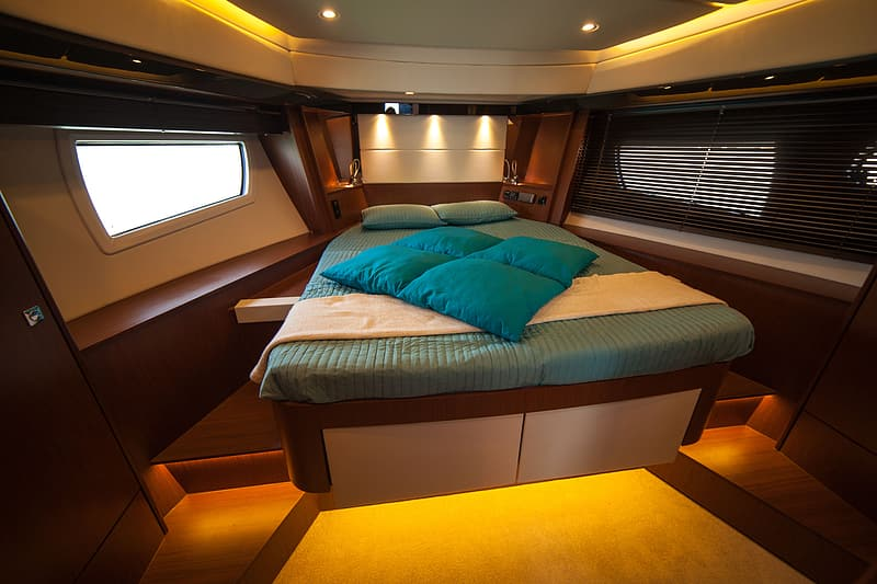 Yacht Bedding Ideas