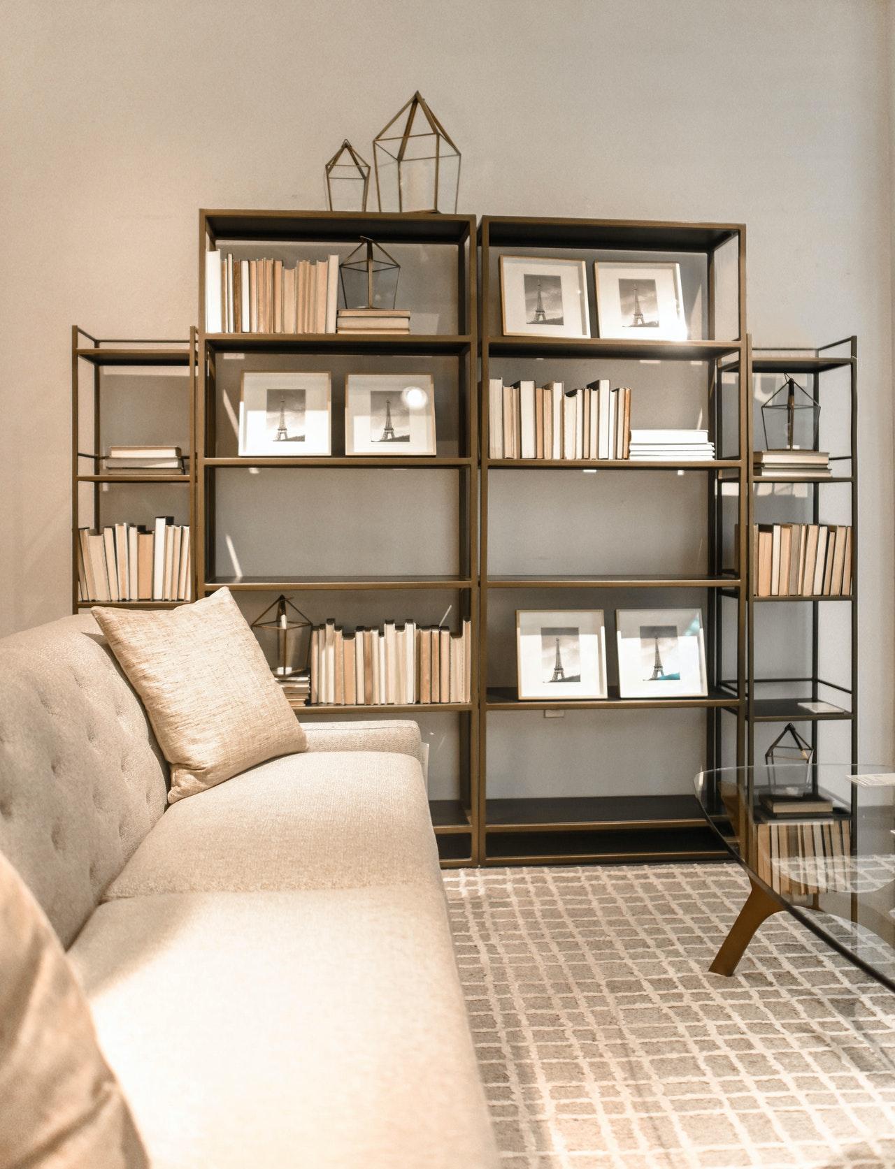 affordable bookshelf ideas