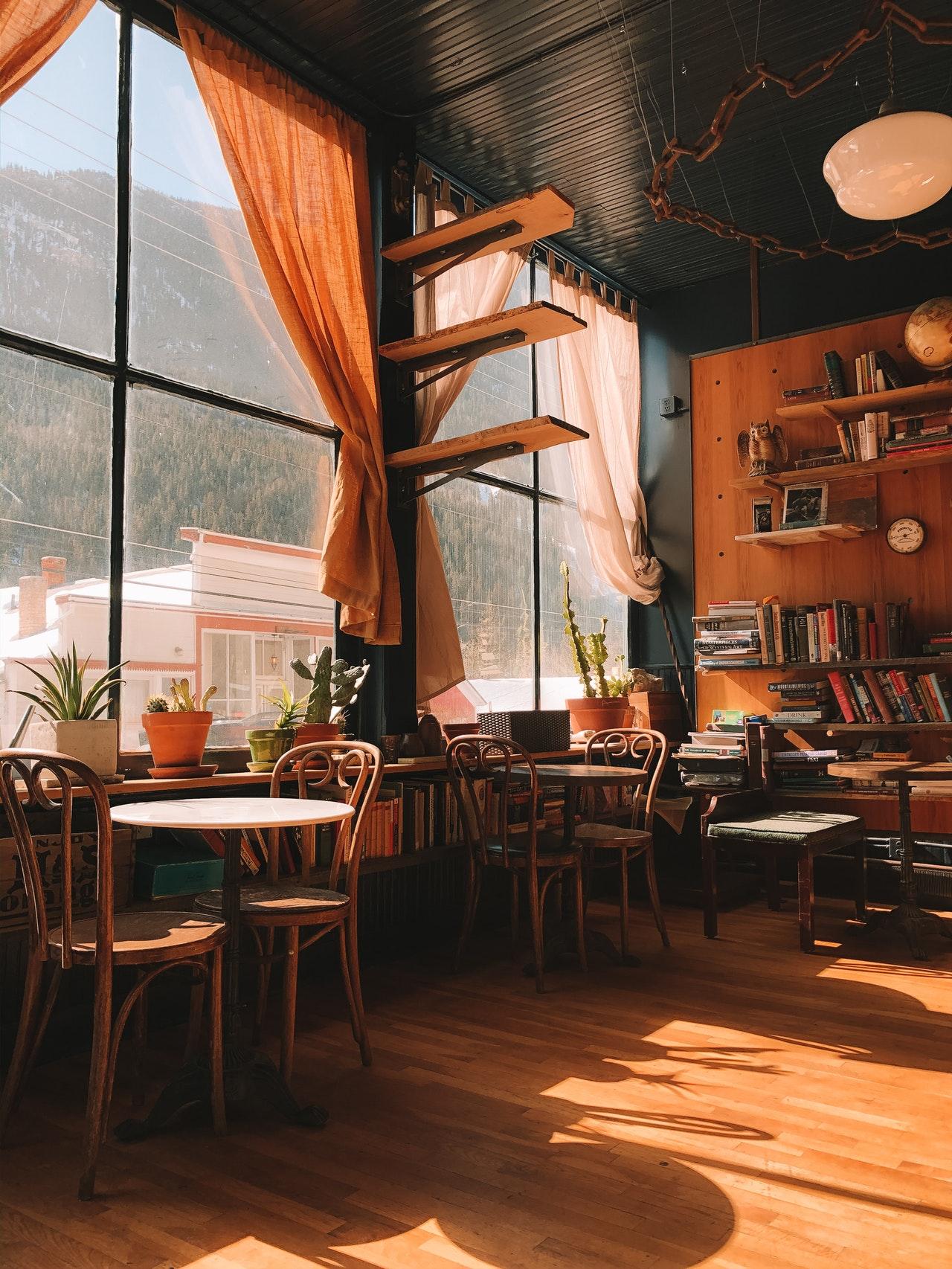 arrange bookshelf ideas