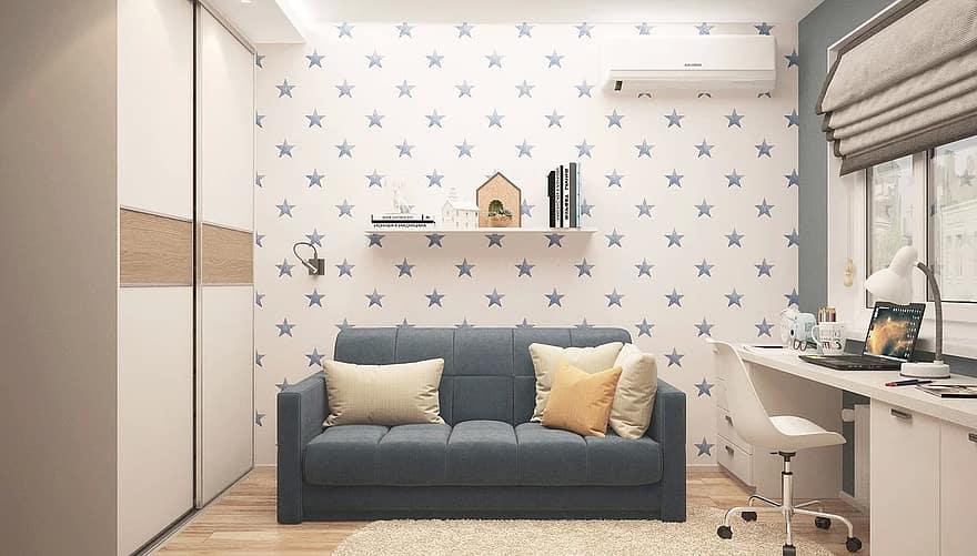 baby boy interior room within lamp furniture apartment design modern 2