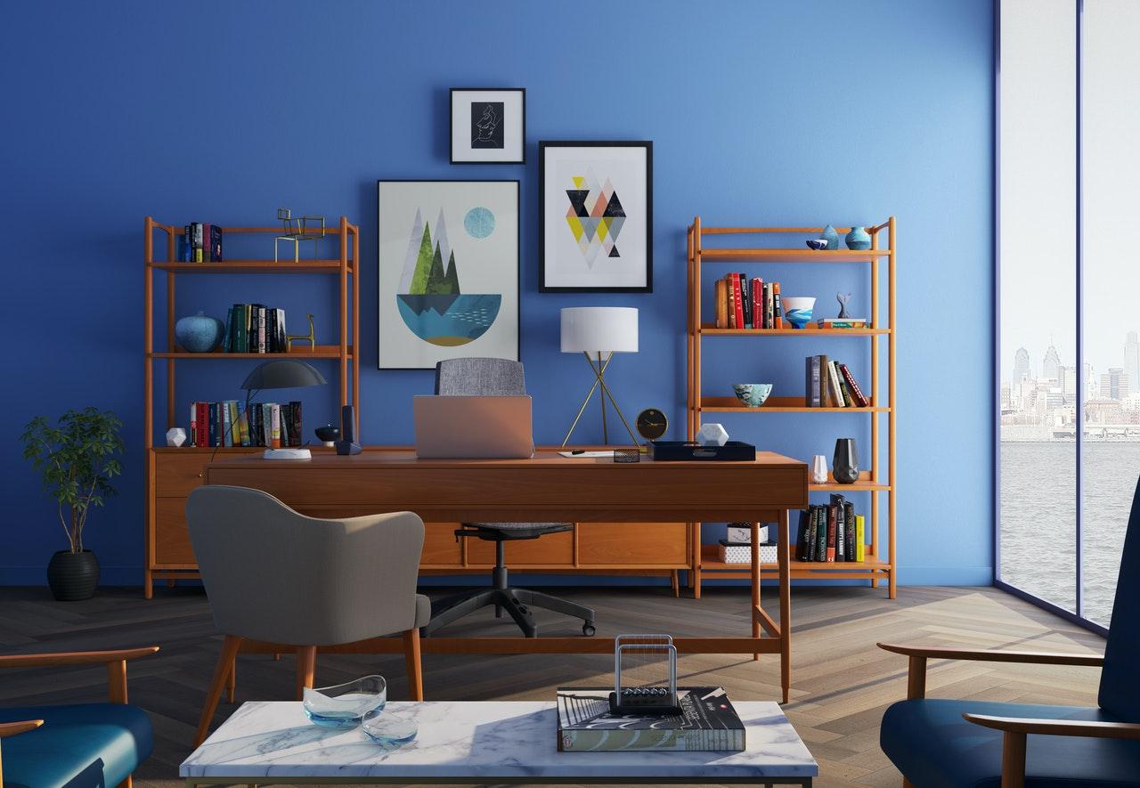 basement bookshelf ideas