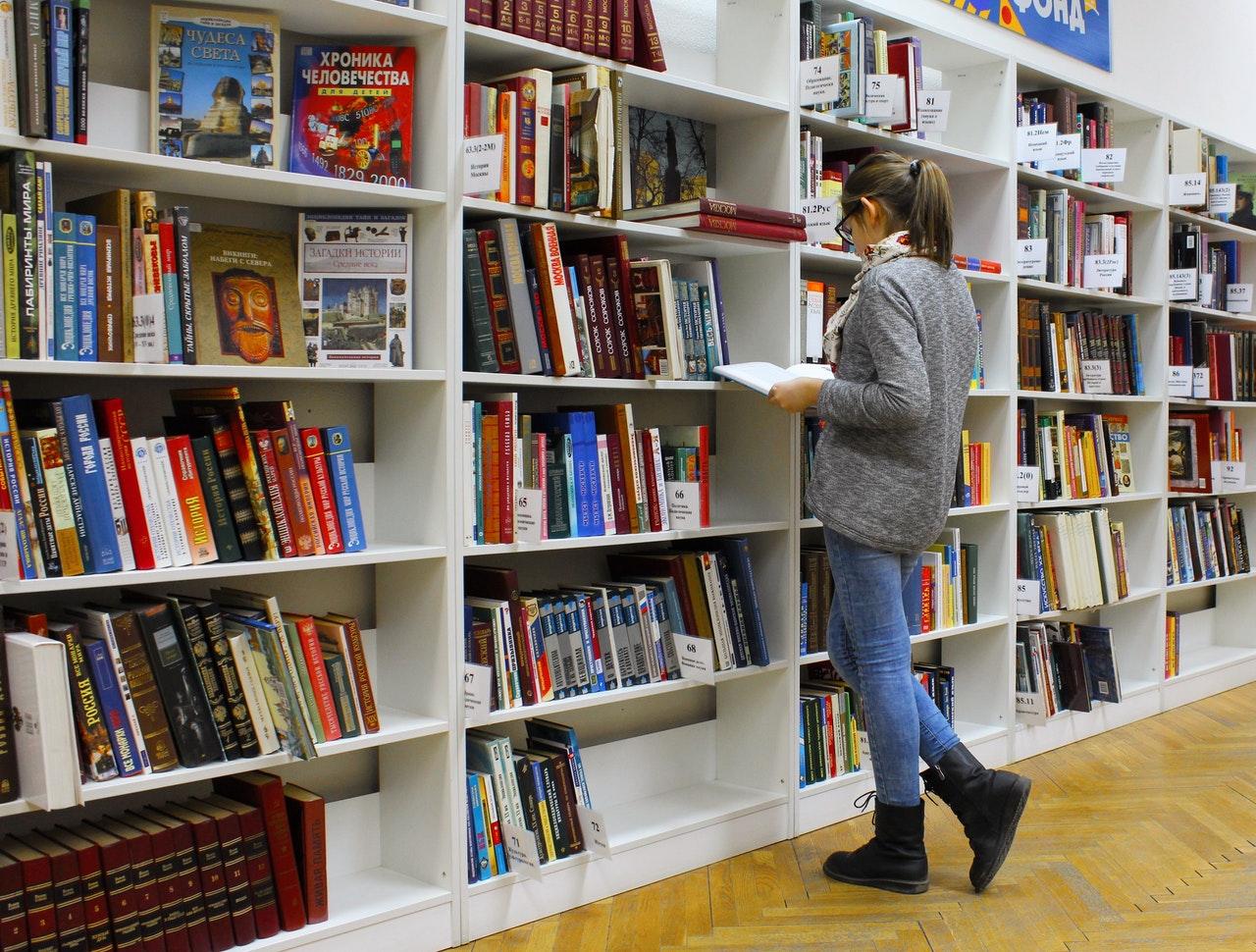 bookshelf creative ideas