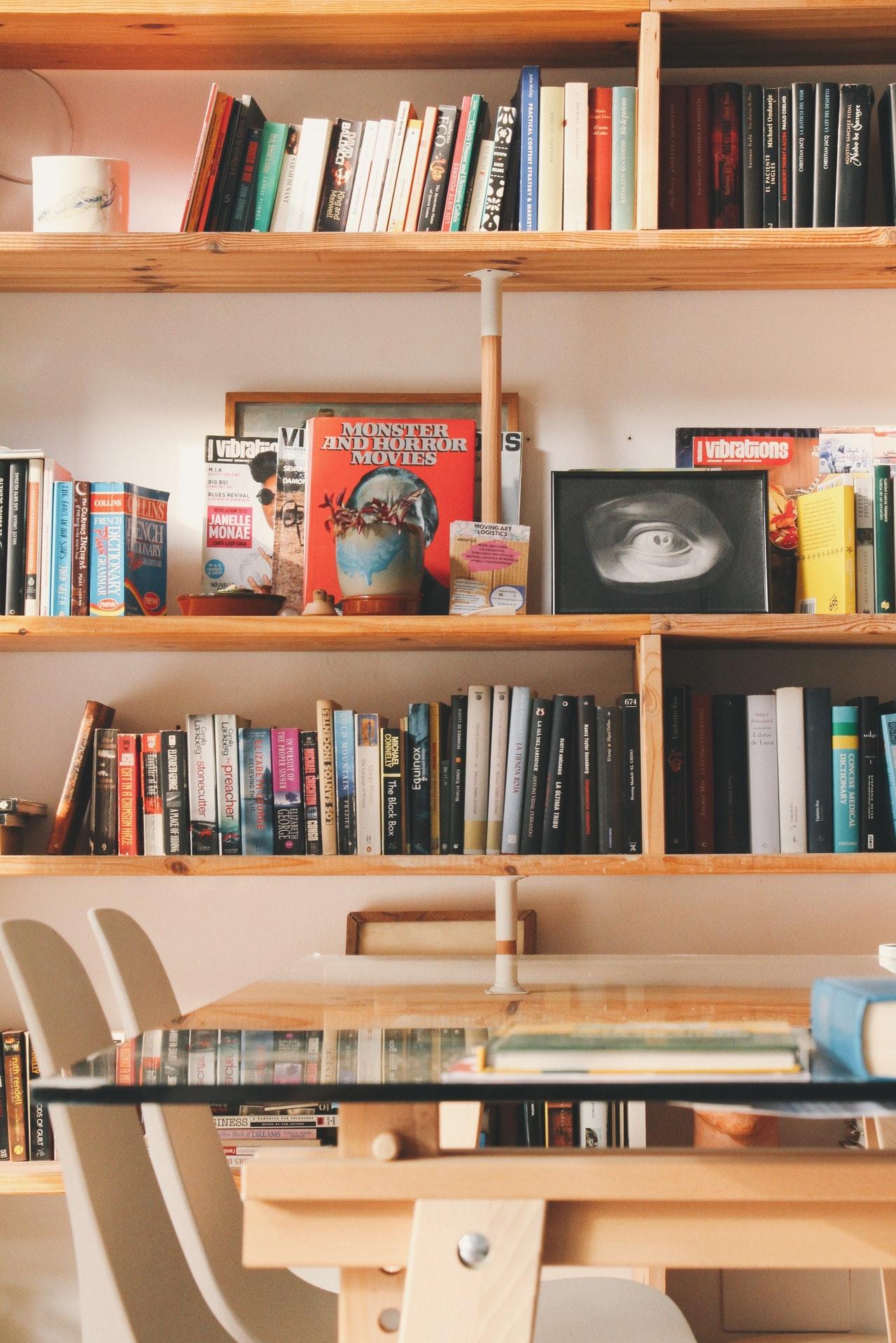bookshelf ideas diy
