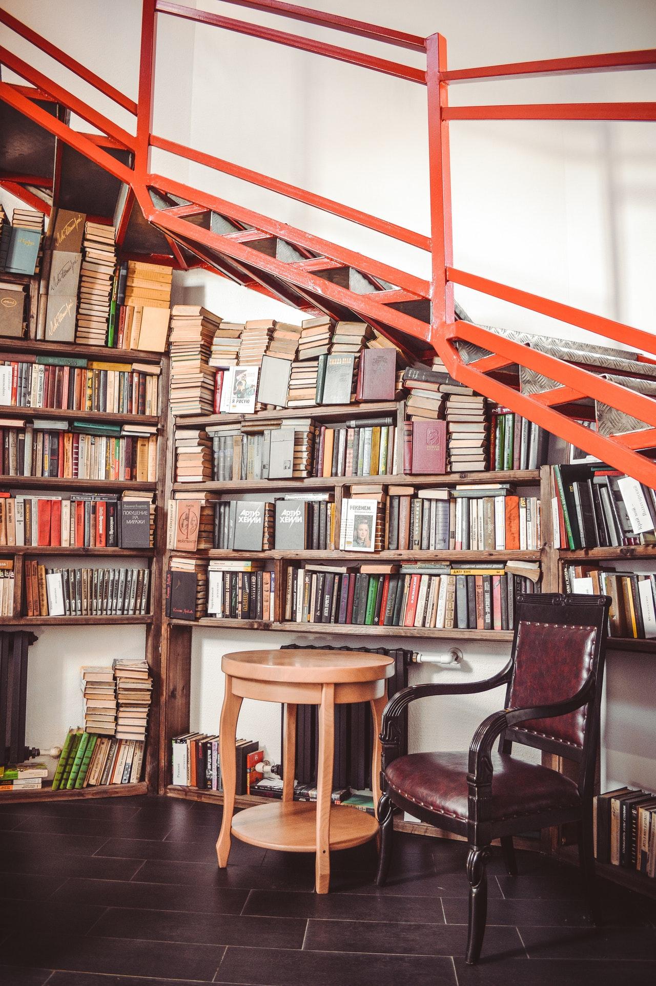 bookshelf ideas for home