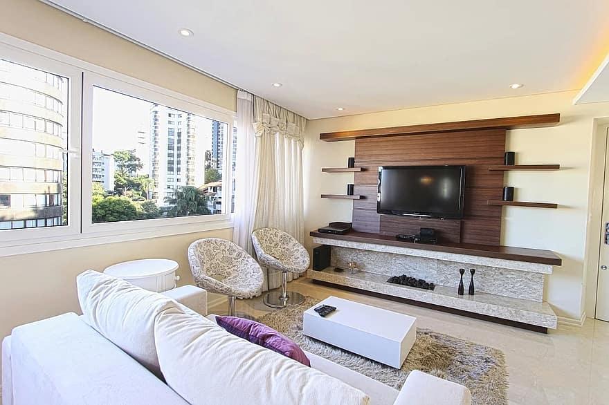 luggage decoration sofa apartment modern apartment salon modern decor tv set white sofa 2