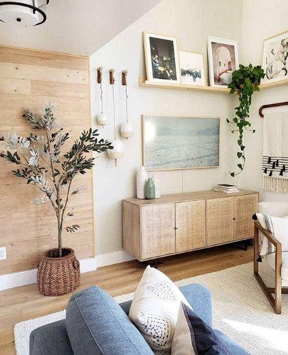 wooden bookshelf ideas and inspiration design