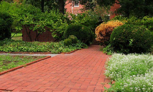 brick patio ideas DIY
