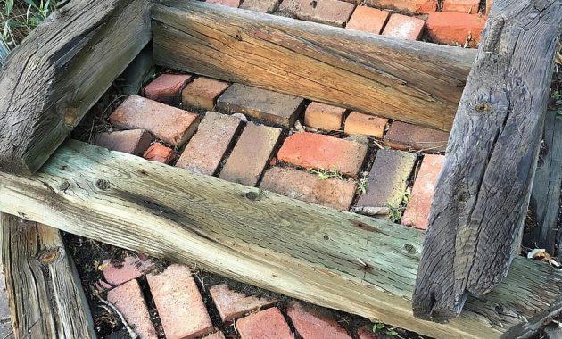 garden steps brickwork landscape stairway outdoor patio pathway path brick