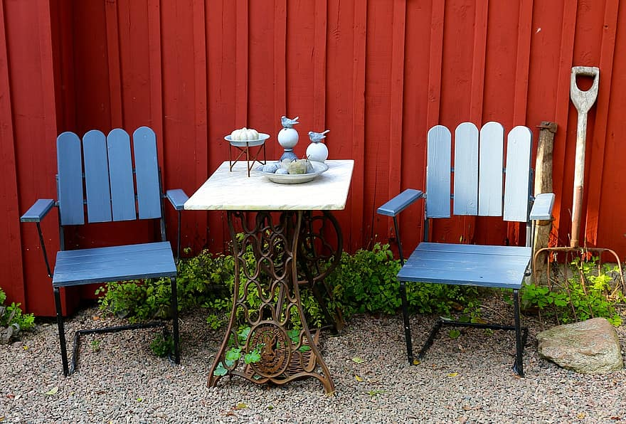 patio garden furniture table chairs