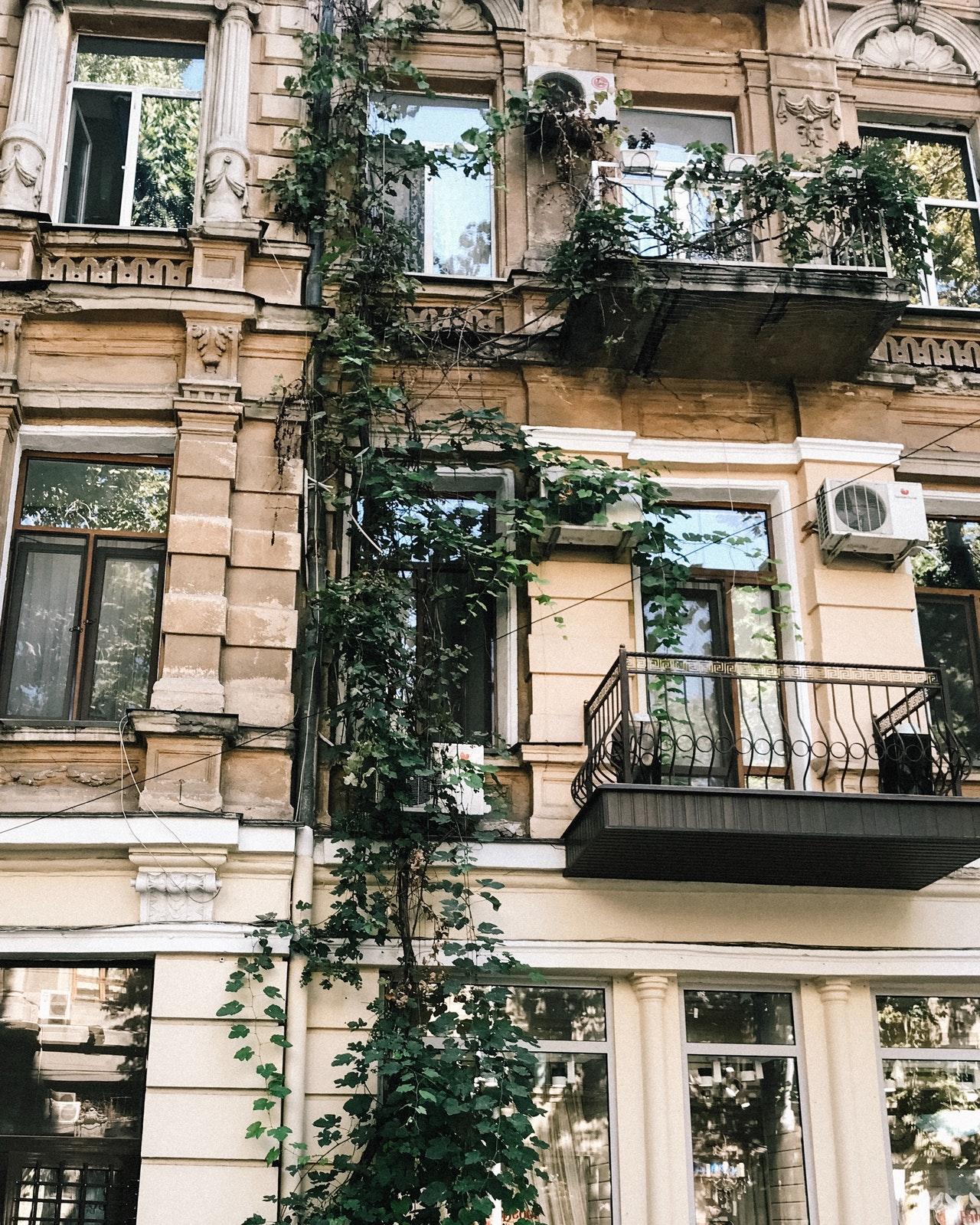 apartment patio curtain ideas