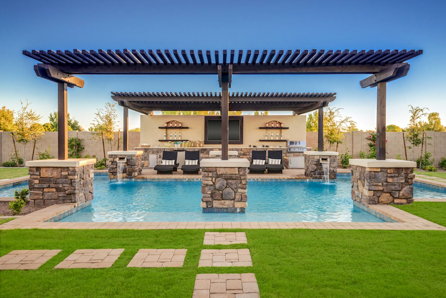 arizona backyard ideas on budget