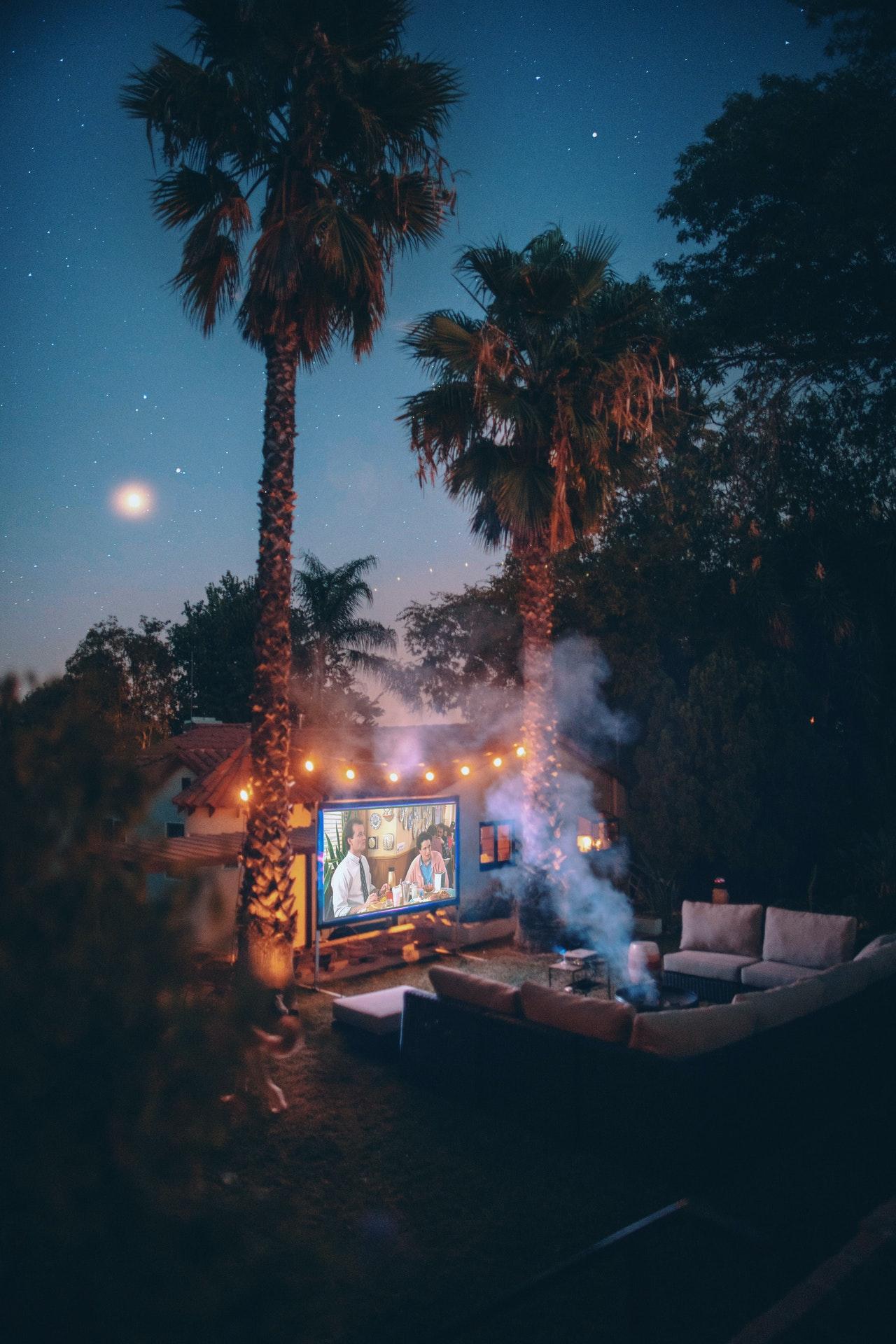 backyard design on a budget