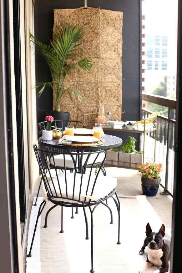 balcony apartment ideas