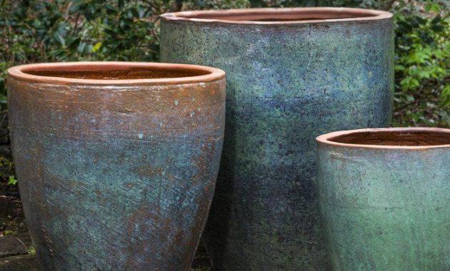 bautiful flower pots vintage ideas