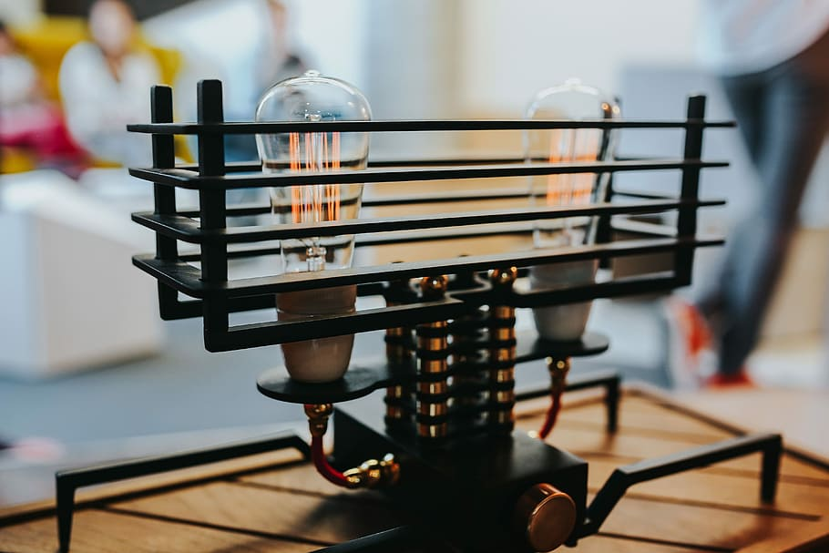 beautiful classic lamp decoration for garden